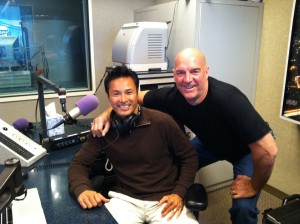 Danny Yamashiro and Frank Pastore